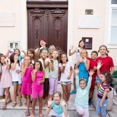 20. obljetnica međunarodne dječje likovne radionice
