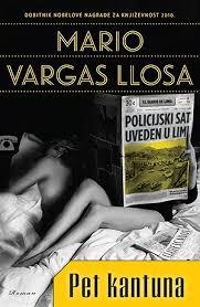 Mario Vargas Llosa: Pet kantuna
