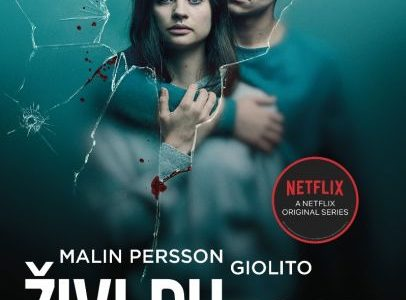 Malin Persson Giolito: Živi pijesak