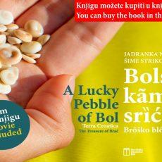 Prodaja knjige Bolskî kãmen srȉćie